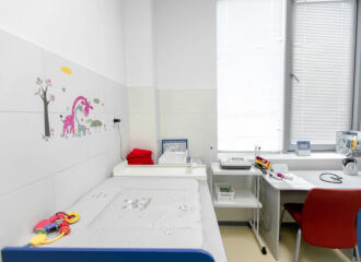 Детский кабинет вакцинации