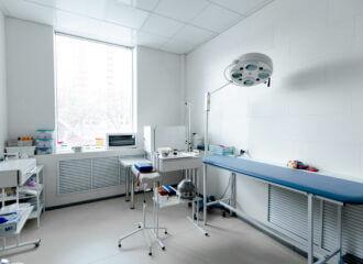 Манипуляционный кабинет в клинике Унилик